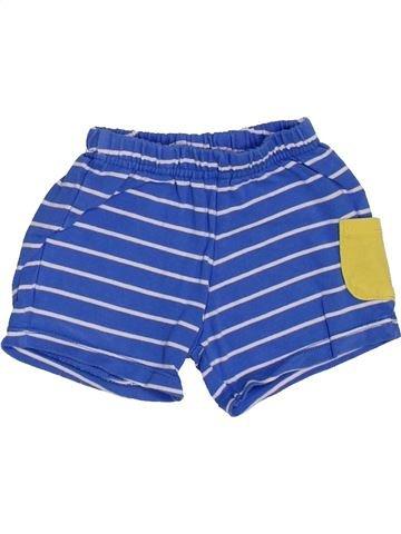 Short - Bermuda garçon DPAM bleu 3 mois été #1458597_1