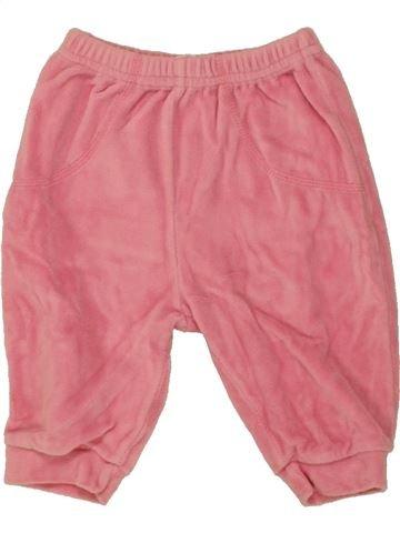 Pantalón niña HELLO KITTY rosa 6 meses invierno #1458849_1
