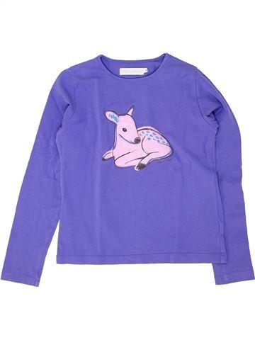 Camiseta de manga larga niña FILOU & FRIENDS violeta 11 años invierno #1458928_1