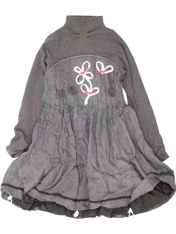 Vestido niña ELIANE ET LENA gris 10 años invierno #1458929_1