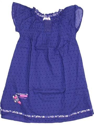 Vestido niña LA COMPAGNIE DES PETITS violeta 5 años invierno #1459097_1