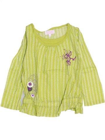 Blusa de manga larga niña LA COMPAGNIE DES PETITS verde 3 años invierno #1459121_1