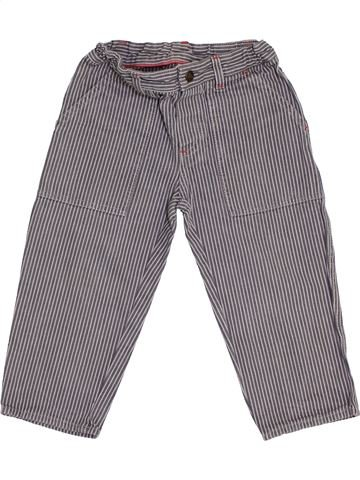 Tejano-Vaquero niño PETIT BATEAU gris 2 años invierno #1459181_1