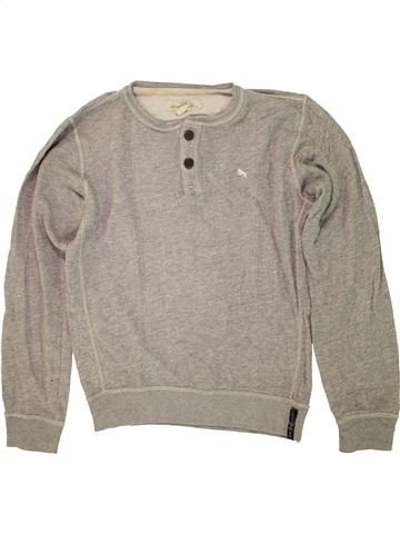 Sudadera niño H&M gris 12 años invierno #1459296_1