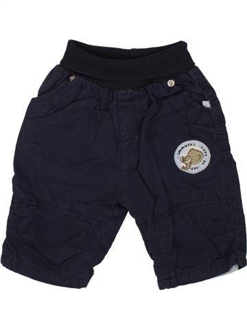 Pantalon garçon OKAY bleu foncé 3 mois hiver #1459367_1