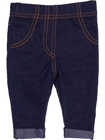 Legging niña TU azul 3 meses invierno #1459577_1