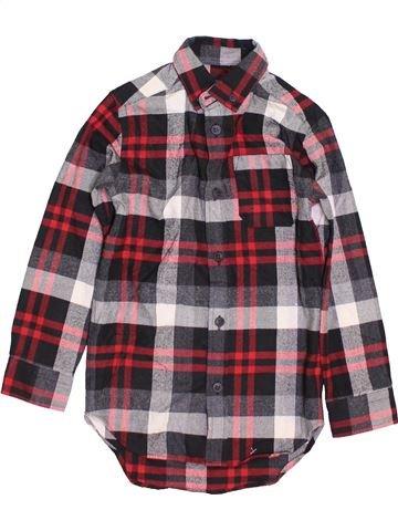 Camisa de manga larga niño RIVER ISLAND marrón 4 años invierno #1459603_1