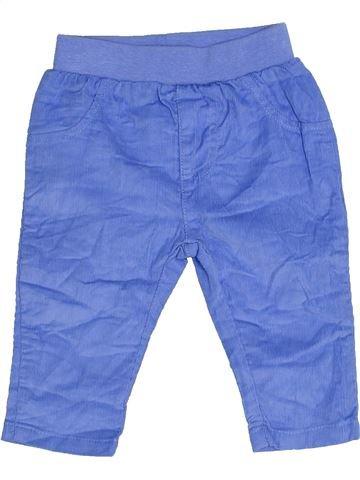 Pantalon garçon PEP&CO bleu 6 mois hiver #1459852_1