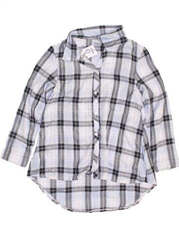 Blusa de manga larga niña PEP&CO blanco 9 años invierno #1459886_1