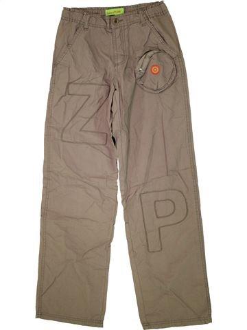Pantalón niño JBC marrón 12 años invierno #1459994_1