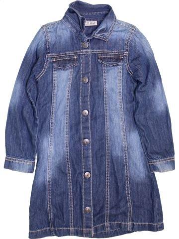 Vestido niña NEXT azul 6 años invierno #1460027_1