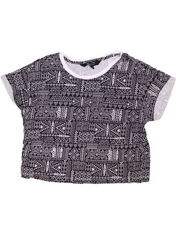 Camiseta de manga corta niña NEW LOOK gris 13 años verano #1460043_1