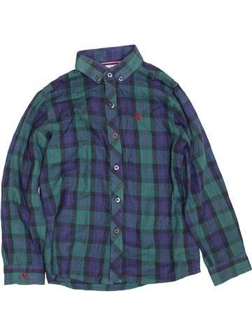 Camisa de manga larga niño NEXT azul 6 años invierno #1460140_1