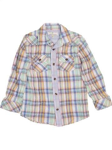 Camisa de manga larga niño BHS blanco 6 años invierno #1460144_1