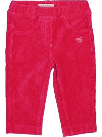 Legging niña ESPRIT rosa 3 meses invierno #1460767_1