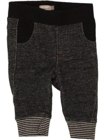 Pantalon garçon CATIMINI noir 3 mois hiver #1461370_1