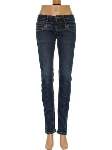 Jean femme CIRCLE OF TRUST 36 (S - T1) hiver #1461818_1