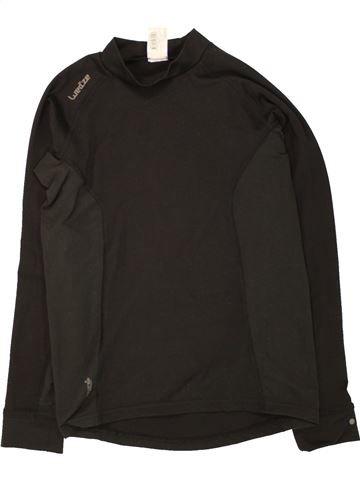 Sportswear unisexe WED'ZE noir 10 ans hiver #1461932_1
