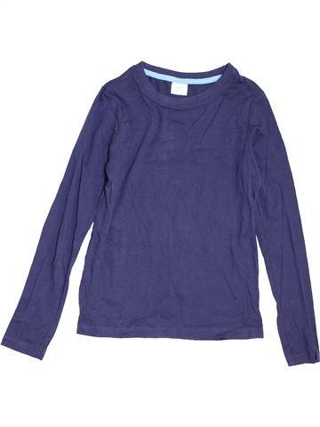 Camiseta de manga larga niño ALIVE violeta 12 años invierno #1462096_1
