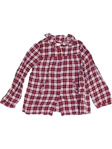 Blusa de manga larga niña ZARA violeta 3 años invierno #1462287_1