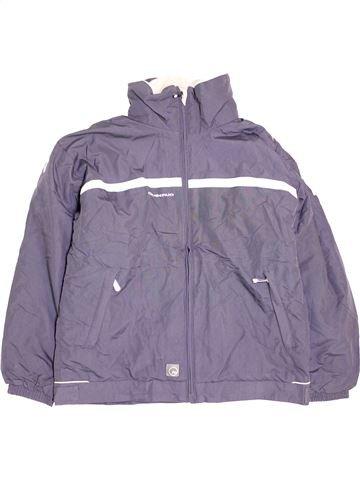 Manteau garçon QUECHUA violet 12 ans hiver #1462399_1