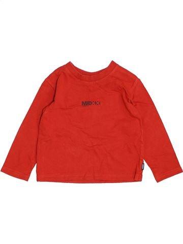 Camiseta de manga larga niño MEXX rojo 4 años invierno #1463089_1