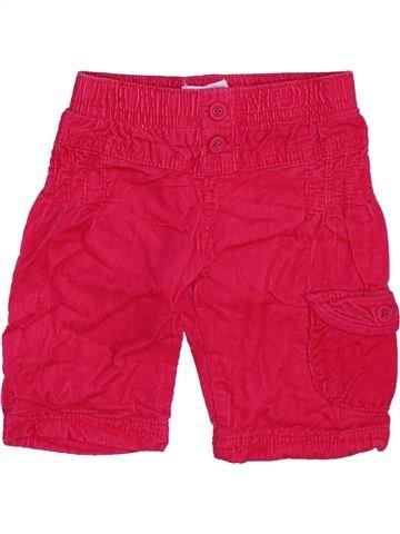 Pantalón niña HEMA rojo 3 meses invierno #1463798_1