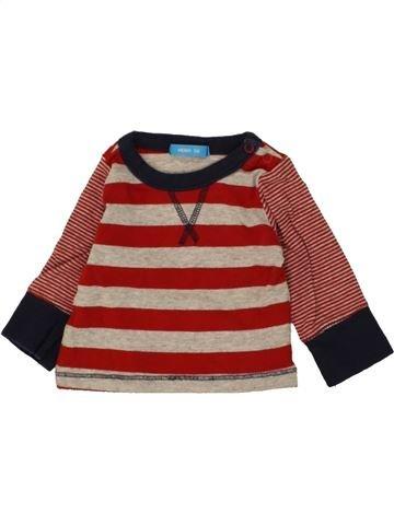 Camiseta de manga larga niño HEMA violeta 1 mes invierno #1465102_1