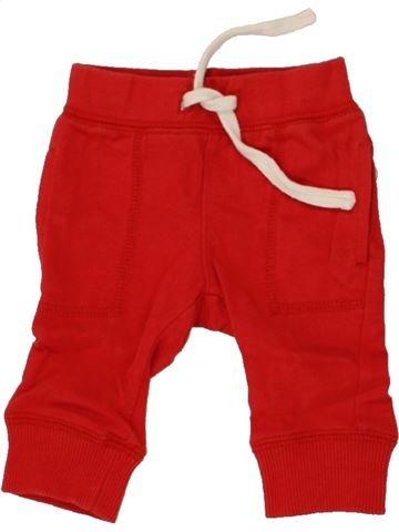 Pantalón niño HEMA rojo 1 mes invierno #1465266_1
