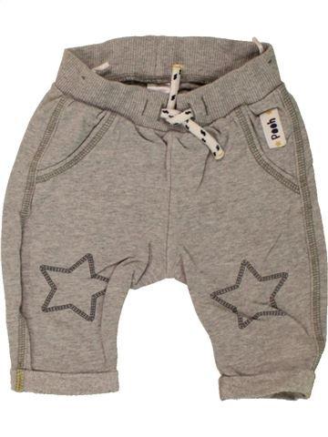 Pantalon garçon DISNEY beige 6 mois hiver #1465593_1
