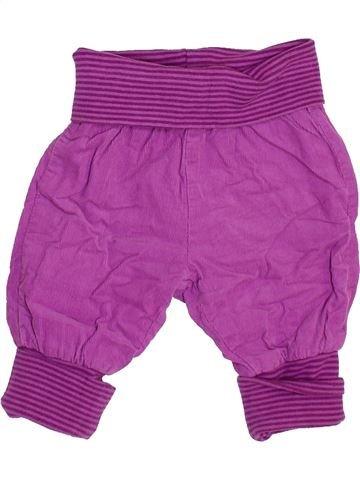 Pantalon fille TOPOMINI rose 1 mois hiver #1466141_1