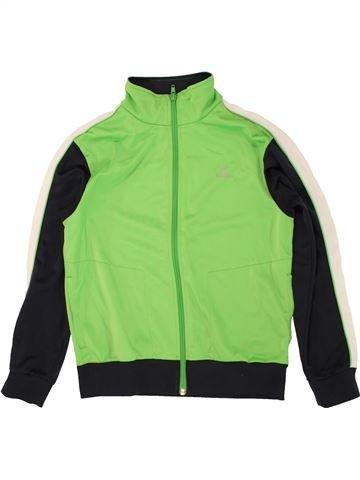 Ropa deportiva niño DOMYOS verde 10 años invierno #1466164_1