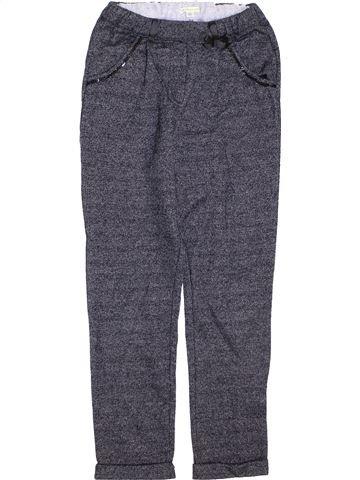 Pantalón niña VERTBAUDET azul 9 años invierno #1466213_1