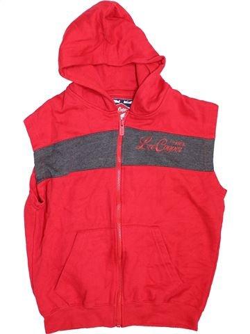 Sweat garçon LEE COOPER rouge 12 ans hiver #1466563_1