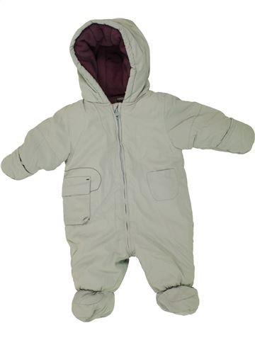 Mono-polar niño LA REDOUTE CRÉATION gris 3 meses invierno #1466790_1