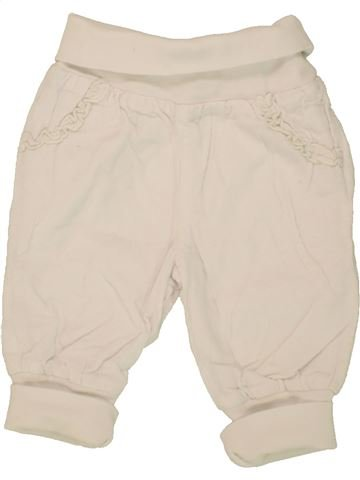 Pantalon fille TOPOMINI bleu 3 mois hiver #1467027_1