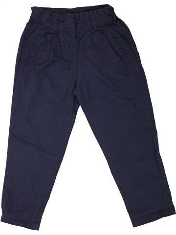 Pantalon fille GIRL2GIRL bleu 3 ans été #1467269_1