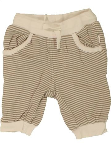 Pantalon unisexe PRENATAL beige 1 mois hiver #1468000_1