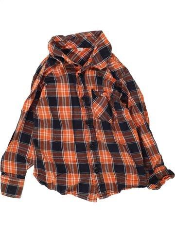 Chemise manches longues garçon ZEEMAN marron 3 ans hiver #1468056_1