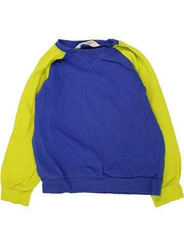 Sweat garçon H&M jaune 6 ans hiver #1468177_1
