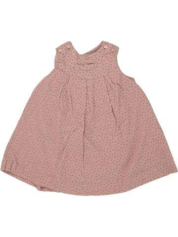 Vestido niña CYRILLUS rosa 6 meses invierno #1468537_1
