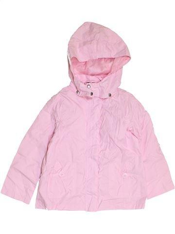 Anorak-Trinchera niña LUPILU rosa 4 años verano #1469023_1
