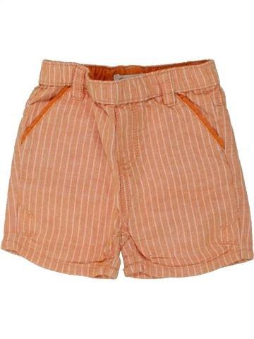 Short-Bermudas niño OBAIBI naranja 6 meses verano #1469464_1