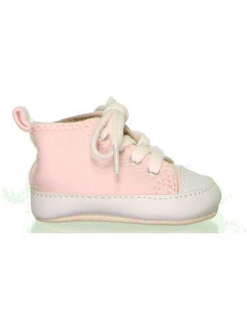 Zapatos bebe niña BOUT'CHOU blanco 15 verano #1469689_1