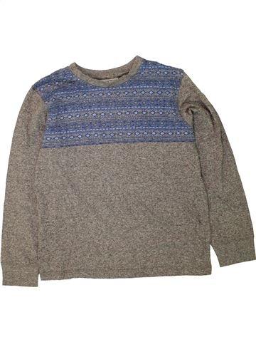 Camiseta de manga larga niño BOYS gris 9 años invierno #1470641_1