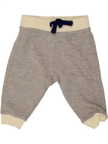 Pantalon garçon LILY & DAN beige 6 mois hiver #1471581_1