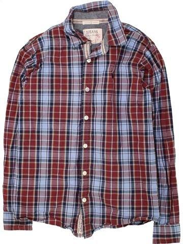 Camisa de manga larga niño JASPER CONRAN gris 13 años invierno #1471859_1