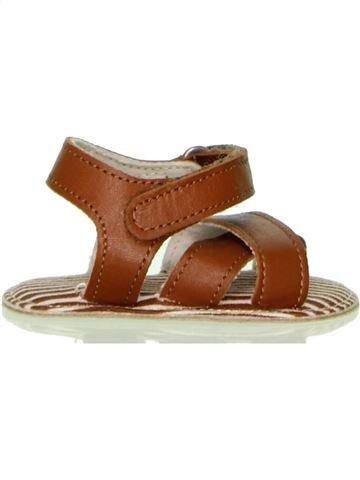 Zapatos bebe niño MOTHERCARE marrón 15 verano #1472103_1