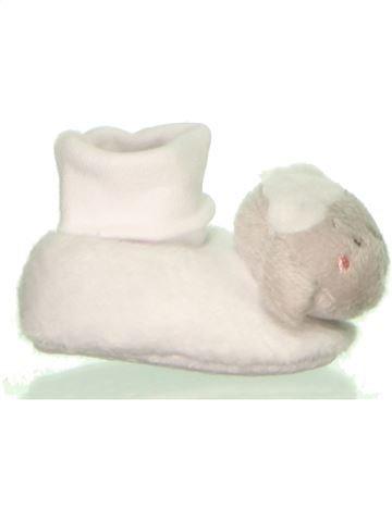 Pantuflas niña MOTHERCARE blanco 15 invierno #1472116_1