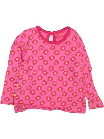 Camiseta de manga larga niña BHS rosa 2 años invierno #1472447_1